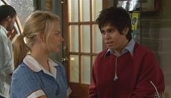 Donna Freedman, Simon Freedman in Neighbours Episode 5659