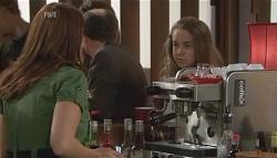 Rebecca Napier, Tegan Freedman in Neighbours Episode 5659