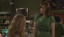 Cassandra Freedman, Rebecca Napier in Neighbours Episode 5659