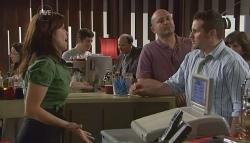 Rebecca Napier, Steve Parker, Toadie Rebecchi in Neighbours Episode 5659