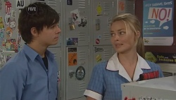 Zeke Kinski, Donna Freedman in Neighbours Episode 5660