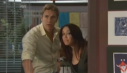 Dan Fitzgerald, Libby Kennedy in Neighbours Episode 5660
