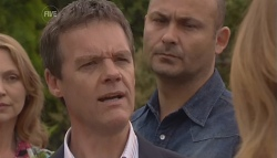 Miranda Parker, Paul Robinson, Steve Parker, Cassandra Freedman in Neighbours Episode 5660