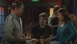 Andrew Simpson, Declan Napier, Rebecca Napier in Neighbours Episode 5661