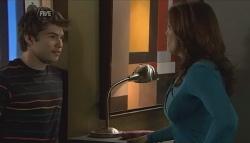 Declan Napier, Rebecca Napier in Neighbours Episode 5661