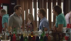 Nathan Black, Ringo Brown, Adam Clarke in Neighbours Episode 5662