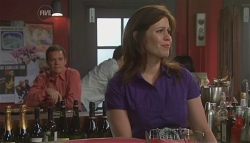 Paul Robinson, Rebecca Napier in Neighbours Episode 5662