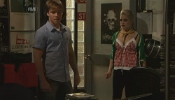 Ringo Brown, Melissa Evans in Neighbours Episode 5662