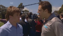 Ringo Brown, Nathan Black in Neighbours Episode 5662
