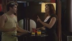 Declan Napier, Rebecca Napier in Neighbours Episode 5663