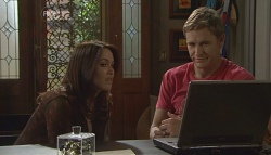 Libby Kennedy, Dan Fitzgerald in Neighbours Episode 5663