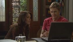 Libby Kennedy, Dan Fitzgerald in Neighbours Episode 5663