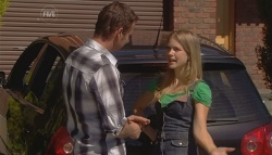 Lucas Fitzgerald, Elle Robinson in Neighbours Episode 5664
