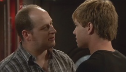 Darren Palmer, Ringo Brown in Neighbours Episode 5666