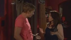 Dan Fitzgerald, Libby Kennedy in Neighbours Episode 5667