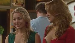 Donna Freedman, Cassandra Freedman in Neighbours Episode 5667