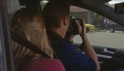 Elle Robinson, Lucas Fitzgerald in Neighbours Episode 5668