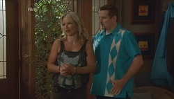 Steph Scully, Toadie Rebecchi in Neighbours Episode 5668