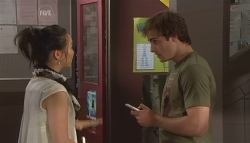 Sunny Lee, Kyle Canning  in Neighbours Episode 5669