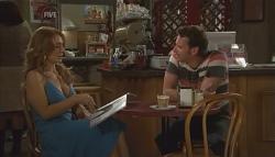 Cassandra Freedman, Lucas Fitzgerald in Neighbours Episode 5671