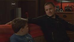 Callum Jones, Guy Sykes in Neighbours Episode 5672