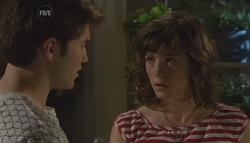 Declan Napier, Bridget Parker in Neighbours Episode 5672