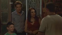 Ben Kirk, Dan Fitzgerald, Libby Kennedy, Toadie Rebecchi in Neighbours Episode 5672