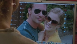 Lucas Fitzgerald, Elle Robinson in Neighbours Episode 5673