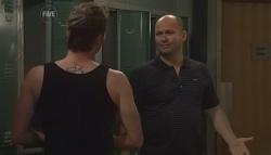 Lucas Fitzgerald, Steve Parker in Neighbours Episode 5673
