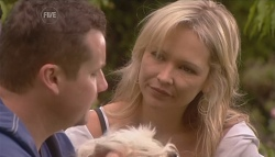 Toadie Rebecchi, Steph Scully, Bob in Neighbours Episode 5674