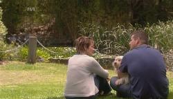 Susan Kennedy, Bob, Toadie Rebecchi in Neighbours Episode 5674