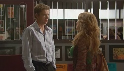 Dan Fitzgerald, Cassandra Freedman in Neighbours Episode 5675