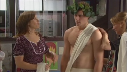 Rebecca Napier, Kyle Canning in Neighbours Episode 5675
