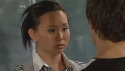 Sunny Lee, Zeke Kinski in Neighbours Episode 5675