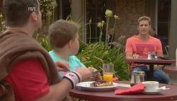 Toadie Rebecchi, Callum Jones, Dan Fitzgerald in Neighbours Episode 5676