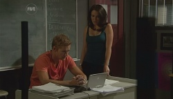 Dan Fitzgerald, Libby Kennedy in Neighbours Episode 5678