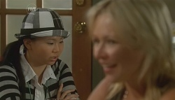Sunny Lee, Steph Scully in Neighbours Episode 5678