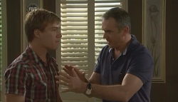 Ringo Brown, Karl Kennedy in Neighbours Episode 5679