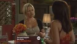 Steph Scully, Libby Kennedy in Neighbours Episode 5680