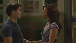 Declan Napier, Rebecca Napier in Neighbours Episode 5680