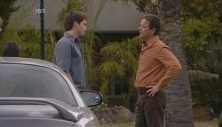Declan Napier, Paul Robinson in Neighbours Episode 5682