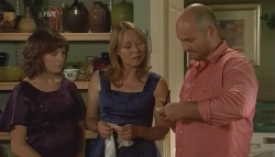 Bridget Parker, Miranda Parker, Steve Parker in Neighbours Episode 5682