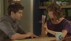 Declan Napier, Bridget Parker in Neighbours Episode 5682