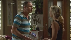 Karl Kennedy, Steph Scully in Neighbours Episode 5684