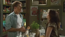 Greg Michaels, Libby Kennedy in Neighbours Episode 5684