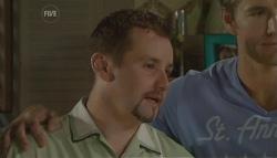 Toadie Rebecchi, Dan Fitzgerald in Neighbours Episode 5684