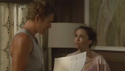 Dan Fitzgerald, Libby Kennedy in Neighbours Episode 5685