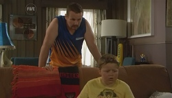 Toadie Rebecchi, Callum Jones in Neighbours Episode 5685