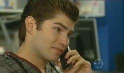 Declan Napier in Neighbours Episode 5702