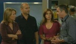 Miranda Parker, Steve Parker, Rebecca Napier, Karl Kennedy in Neighbours Episode 5702